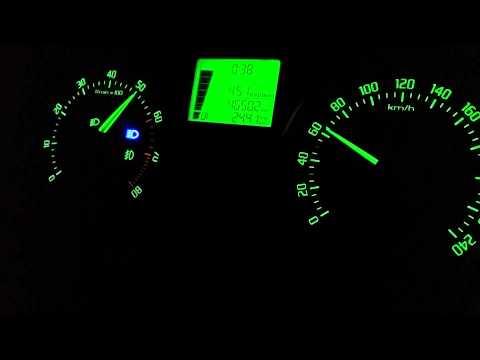 Skoda Fabia Fresh 1.6 105ch MPi Acceleration.