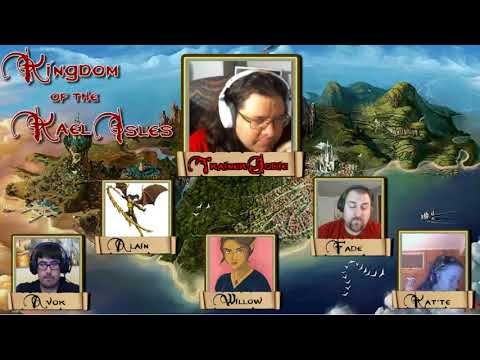 Kingdom of the Kael Isles Episode 45: The Great Dragon Gate
