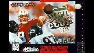 Sportball stream: NFL Quarterback Club '96 (SNES)