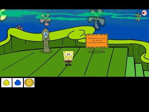 Spongebob Ship Escape (Губка Боб на корабле) - прохождение игры