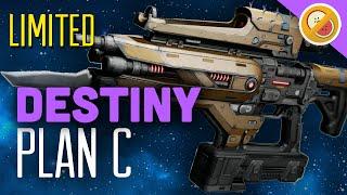 Destiny Plan C : 60 Second Review