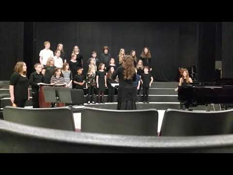 Chico Country Day-Chico State Choir Festival  2019