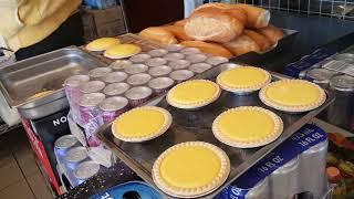 Làm bánh tart
