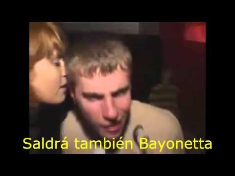 Bayonetta 2 WiiU - Reacción ruso borracho