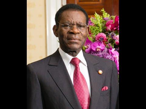 IRAN : Teodoro Obiang Nguema Mbasogo (intervention)