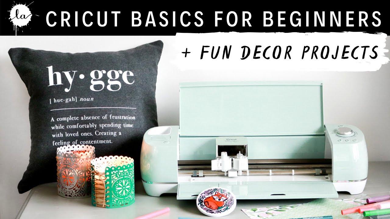 Home Decor Cricut Maker Projects