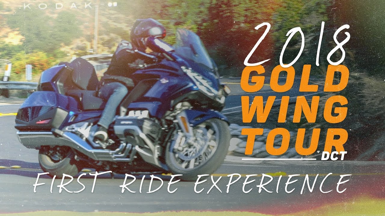2018 Goldwing DCT in sport mode | Victory Motorcycles: Motorcycle Forums