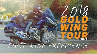 2018 Gold Wing Tour DCT First Ride Experience   Honda Goldwing Parts & Accessories   WingStuff.com