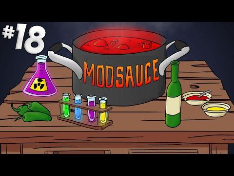 Minecraft Mod Sauce - Part 18 - Quantum Energy Device!