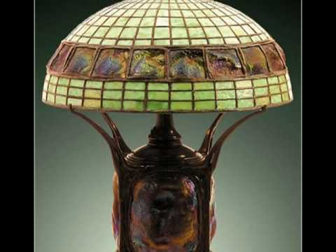 march 21 2010 event is your tiffany lamp authentic. Black Bedroom Furniture Sets. Home Design Ideas