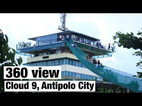 VLOG #8 | 360 view | Hanging bridge | Antipolo City | Paintings