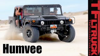 The Affordable Zombie Apocalypse Plan B Humvee: Everything You Ever Wanted to Know ( Part 1)
