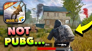 The FORGOTTEN Battle Royale Game Made by Tencent... (Not PUBG Mobile)