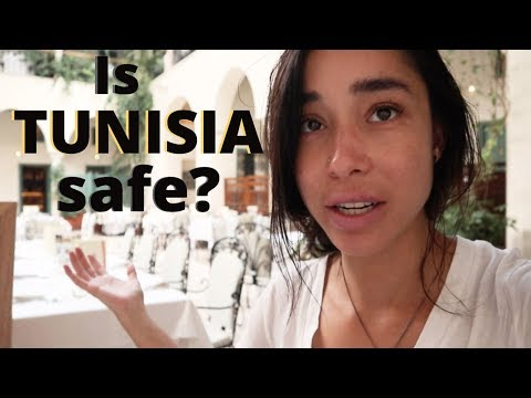 IS TUNISIA SAFE TO VISIT IN 2019? (My Family Trip)