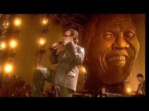 Bono & The Edge - 46664 Concert (2003) Part 1