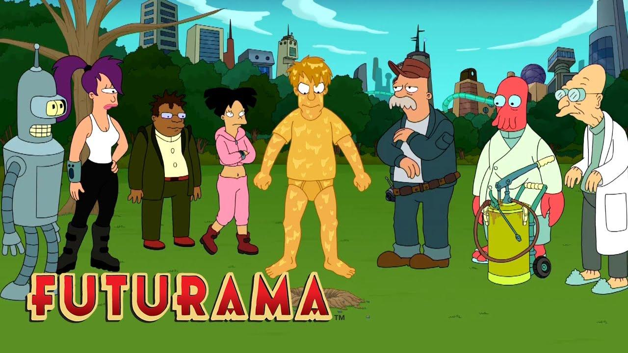 Download FUTURAMA   Season 9, Episode 2: Lucky Pants   SYFY