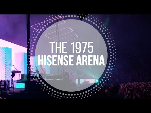 THE 1975 HISENSE ARENA VLOG