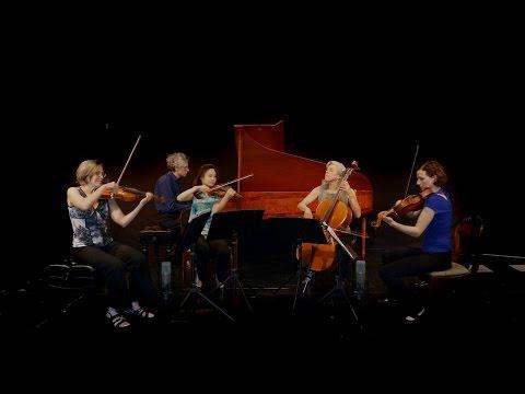 Mozart: Eine kleine Nachtmusik; Valley of the Moon Music Festival, original instruments 4K