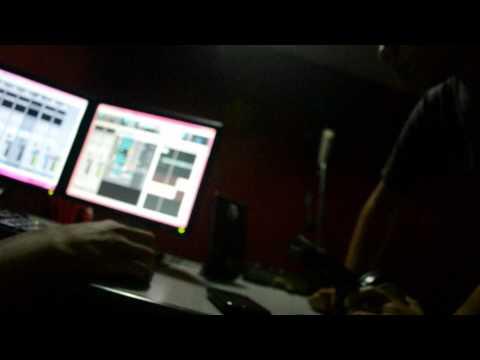 lagu baru 'JADIKAN AKU YANG TERAKHIR' recording - vocal part PROMO.