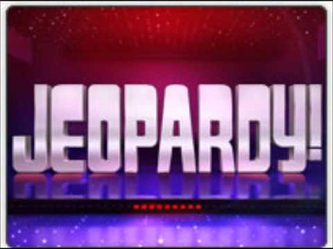 Jeopardy! Theme 2008-present