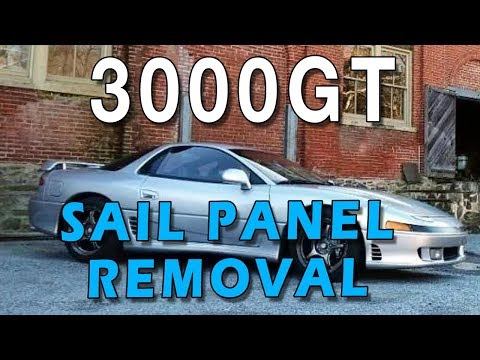 Sail Panel Removal - CntrlSwitch How-To