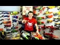 Unboxing Nerf meets ZOMBIES! | (ALL ZOMBIE STRIKE PRODUCTS)