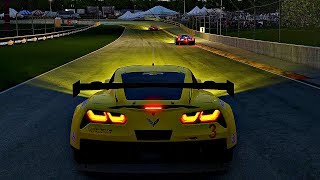 Project CARS 2 - Gameplay Chevrolet Corvette C7.R @ Road America [4K 60FPS ULTRA]