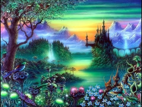 Positive psynergy progressive psytrance to fullon mix by - Fantasy land wallpaper ...