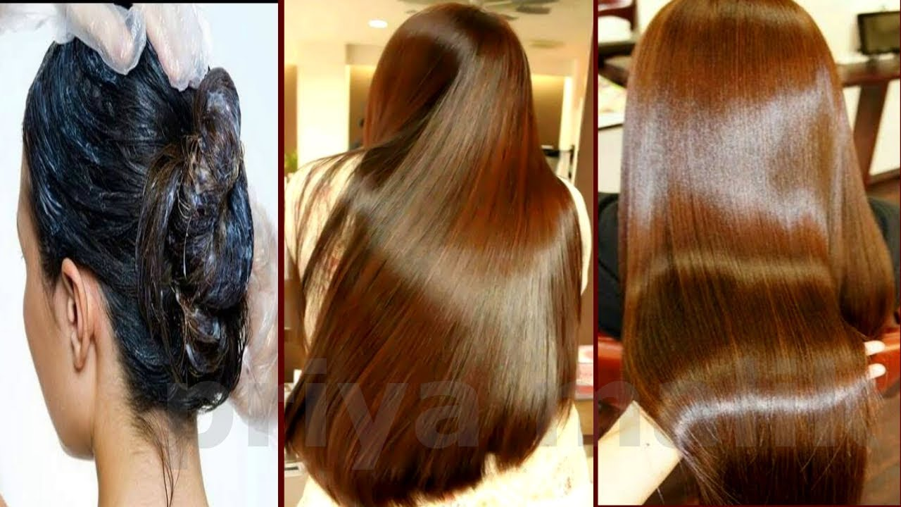 Use this  Color Your Hair BROWN Naturally At Home  Without CoffeeGet Silky Shiny HairPriya