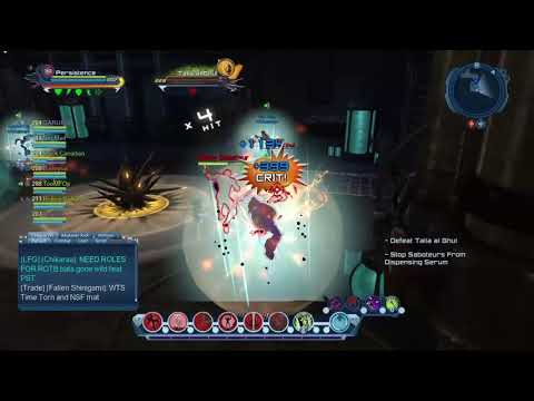 DCUO: Gotham City Zoo (ELITE) Beat after hotfix