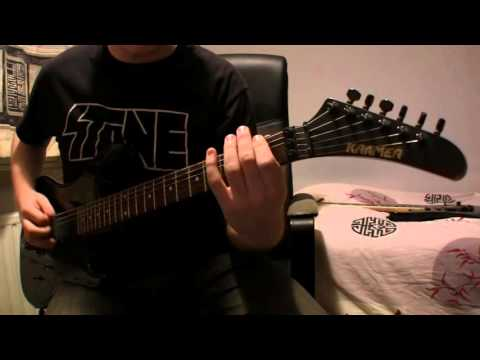 Guitar guitar cover with tabs : Children of Bodom - Horns (Guitar cover) w/ TABS! - YouTube