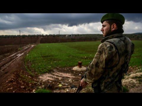 دبلوماسي تركي ينفي استخدام أسلحة كيميائية في عفرين بسوريا