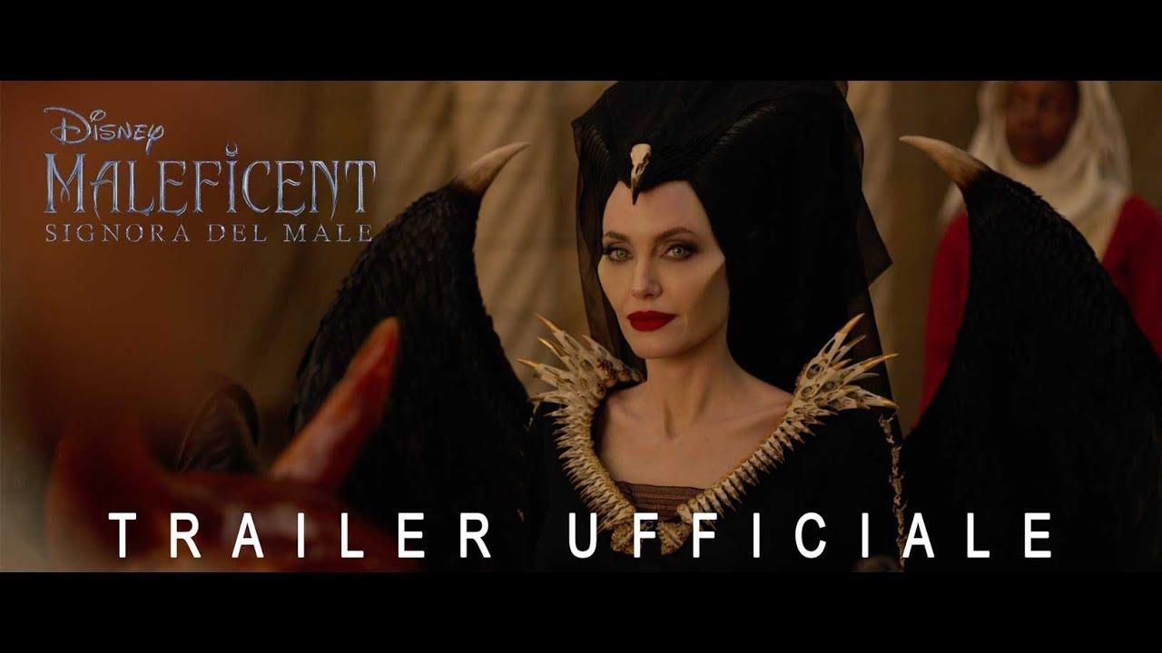 Maleficent: Signora del Male   Trailer Ufficiale italiano