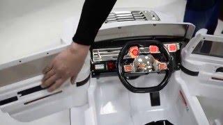 Купить детский электромобиль 1502 на Успех com ua(Новинка среди детских электромобилей! Джип с амортизаторами на EVA колесах. Оснащен ремнями безопасности..., 2016-05-05T11:56:33.000Z)