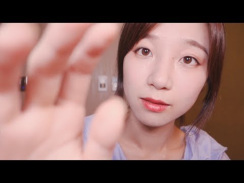 Let Me Help You Sleep Well🌙/ ASMR Personal Attention Roleplay / Hair brushing & Scalp Massage