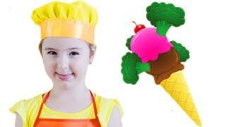 Do You Like Broccoli Ice Cream Song - Nursery Rhymes & Kids songs