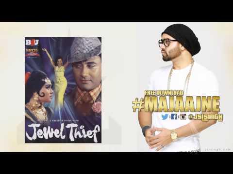Majaajne | JSL Singh | Lyrical Video | A tribute to Chamkila | Latest Punjabi Songs 2015