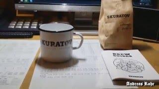 Посылка от SKURATOV COFFEE. Senden 18.03.2016 (HD)