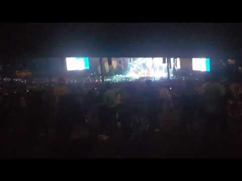 Wiz Khalifa concert Cleveland Ohio Blossom Music Center