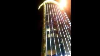 видео Подсветка мостов гибким неоном и гирляндой белт лайт