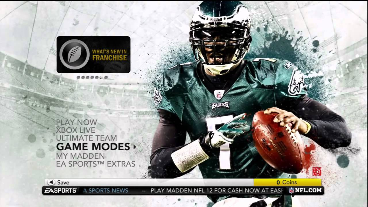 Madden 12 ultimate team: my team 99 overall 100 chemistry *no.