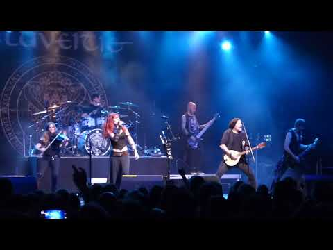 Eluveitie - 10  The Call of the Mountains  (live in Frankfurt 2017)