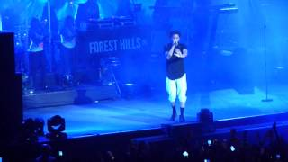 j cole intro and january 28th birmingham barclaycard arena may 2015