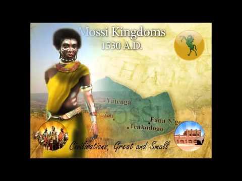 Mossi - Yennenga  |  War
