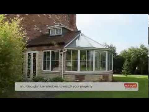 UPVC Conservatory Styles and Colour Options | Eurocell PVCU