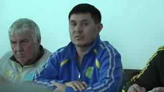 Как Ниязымбетова назначали капитаном сборной Казахстана
