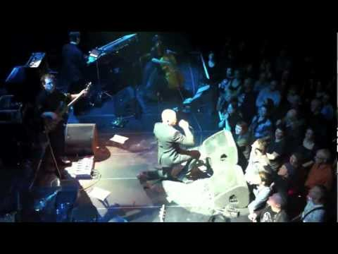 Gavin Friday - I Want To Live - Paradiso - 19/02/2012 HD