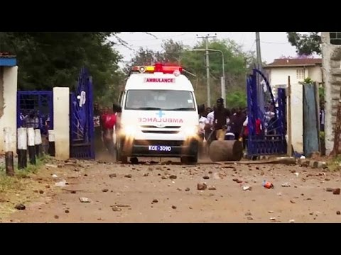 Kenya : heurts entre forces de l