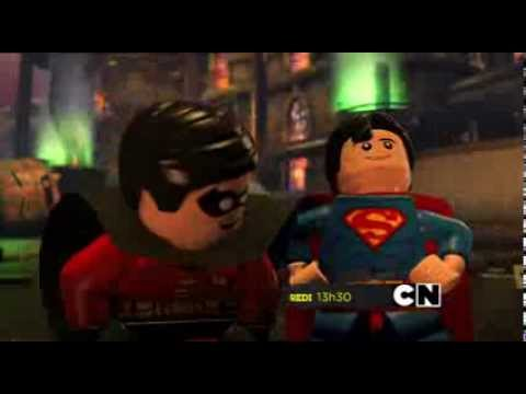 CN MOVIES Total Superman