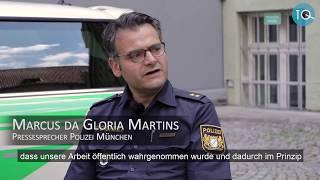 transQUER trifft Polizei München/ Wie der OEZ-Amoklauf die Polizeiarbeit verändert hat